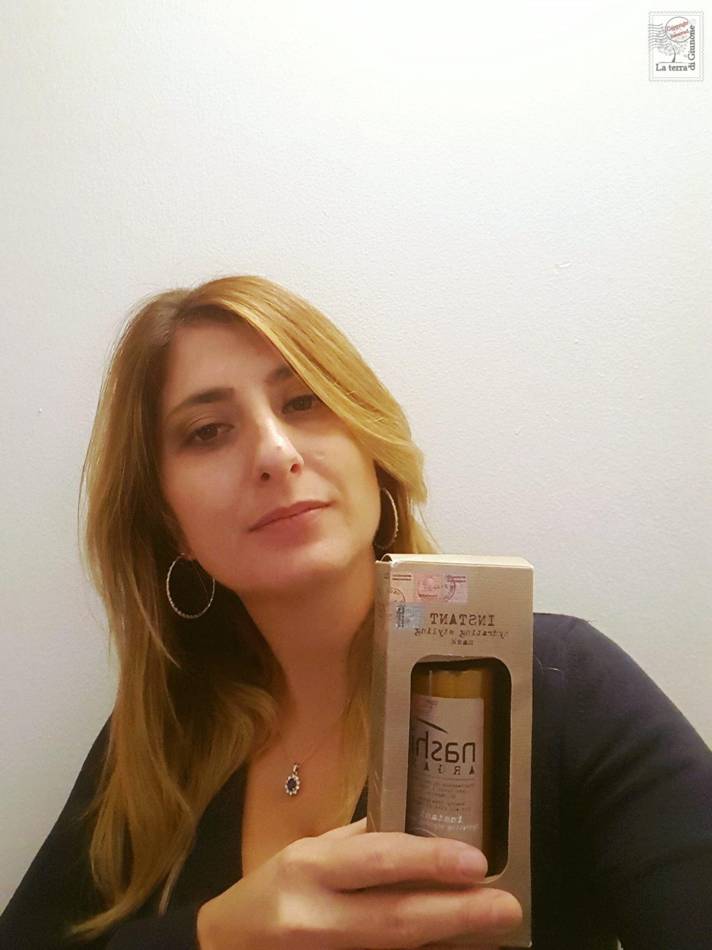 Coming Soon- Nashi Argan Instant Maschera Spray capelli