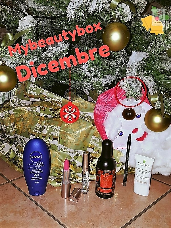 "La Box di Juny- Mybeautybox Dicembre 2016 ""Like a Diamond"""