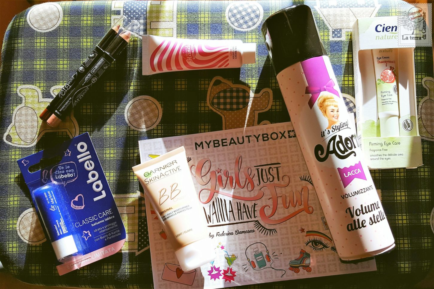 Girls Just Wanna Have Fun- MyBeautyBox Febbraio 2017