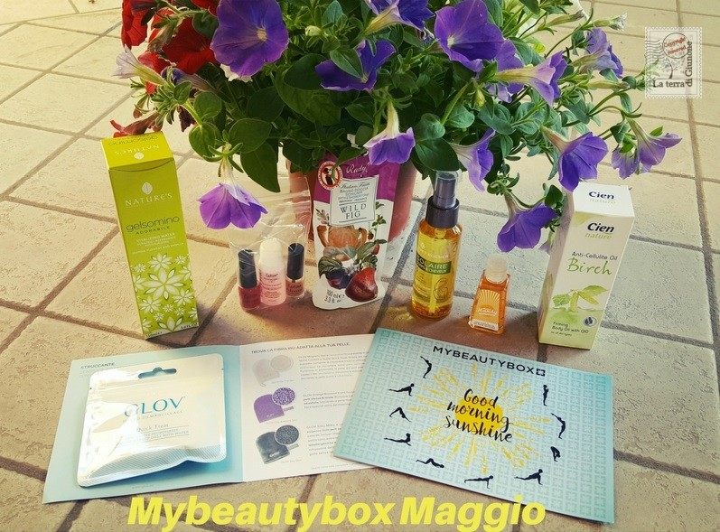 Good Morning Sunshine!- Mybeautybox maggio 2017