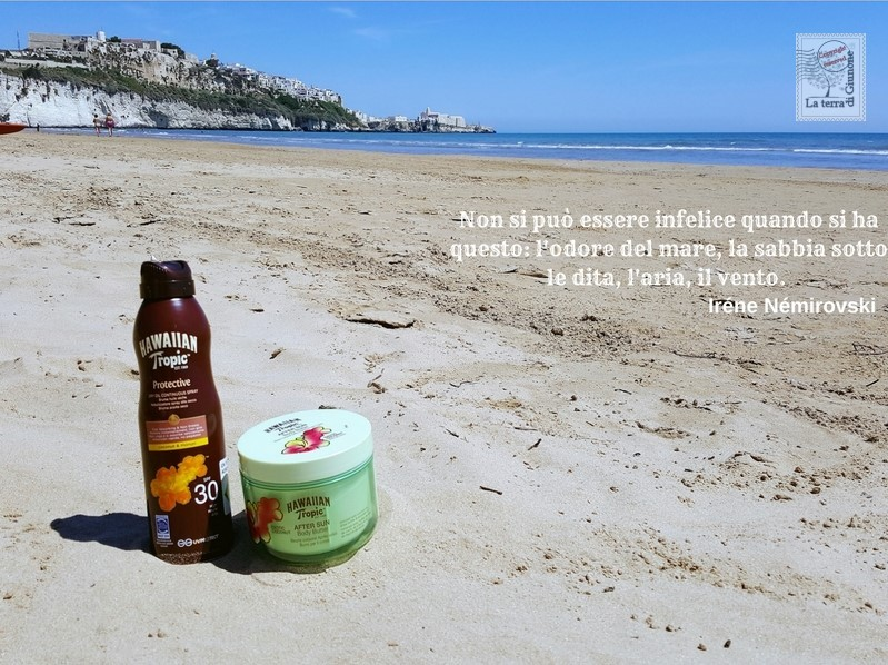 Hawaiian Tropic, solari e doposole made in USA